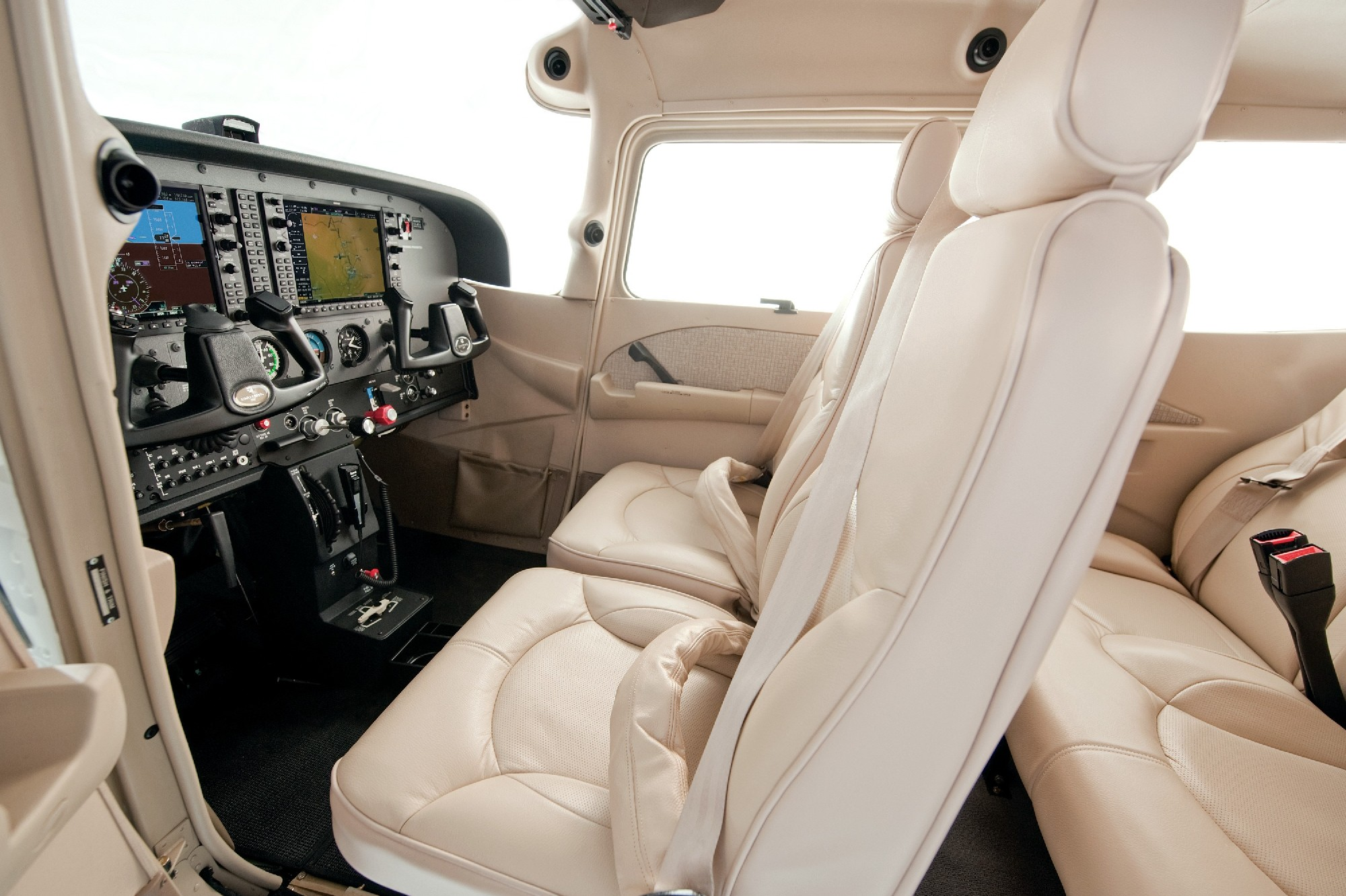 Good C172 Interior Approved