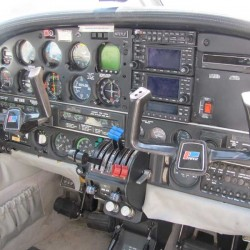 Seminole cockpit