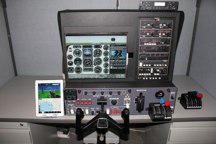 Simulator Panel
